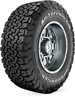 B.F. Goodrich All Terrain TA KO2
